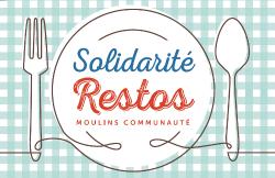 Solidarité restos Moulins